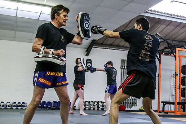 Muay Thai Boxing Photo